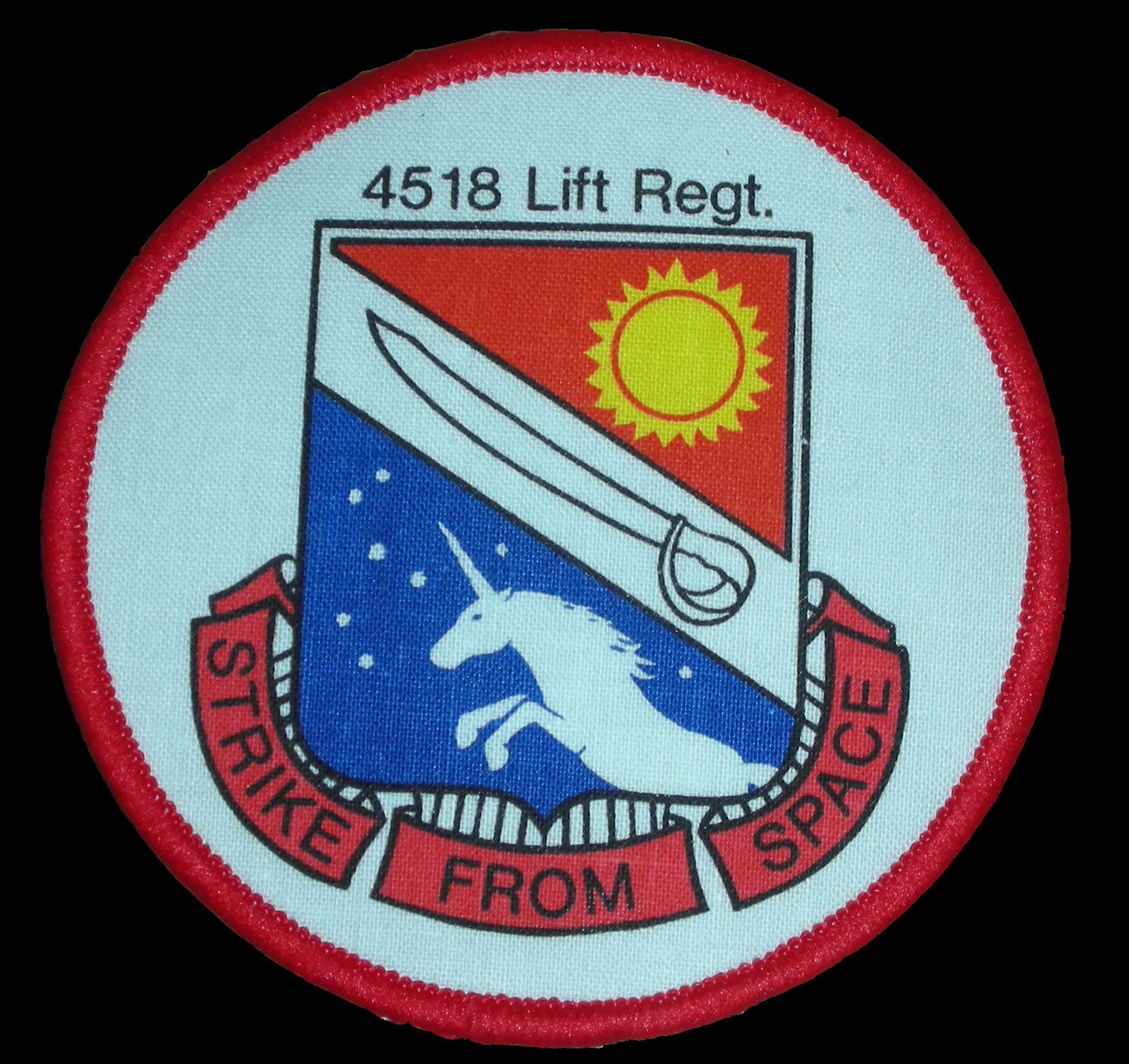 Unit Patch 4518th